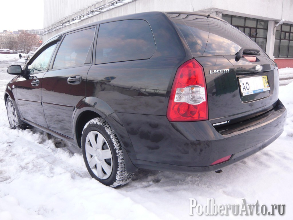 Подбор Chevrolet Lacetti Station
